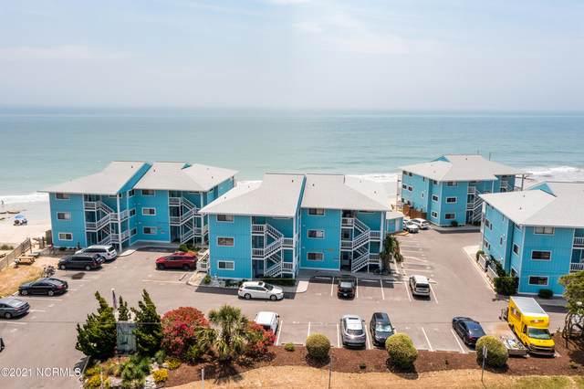 1437 Fort Fisher Boulevard S Unit G1, Kure Beach, NC 28449 (MLS #100273098) :: RE/MAX Essential