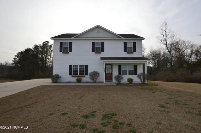 228 Deer Haven Drive, Richlands, NC 28574 (MLS #100273101) :: Barefoot-Chandler & Associates LLC