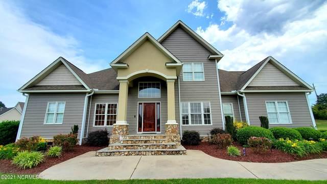 221 Port Royal Place, Greenville, NC 27858 (MLS #100273116) :: David Cummings Real Estate Team