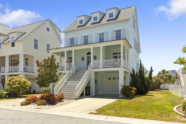 119 Sound Side Drive, Atlantic Beach, NC 28512 (MLS #100273121) :: David Cummings Real Estate Team