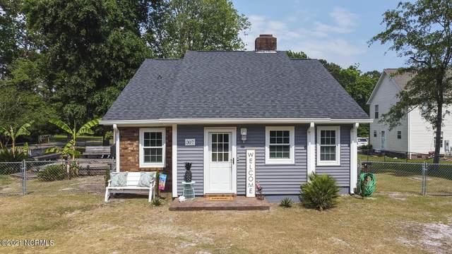 307 Holmes Street, Shallotte, NC 28470 (MLS #100273136) :: Carolina Elite Properties LHR