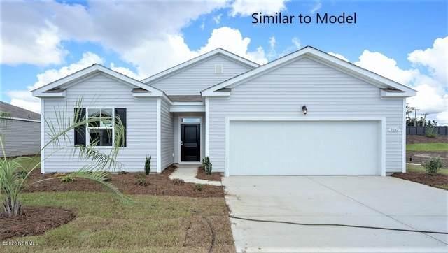 208 Saint Earl Lane Lot  16, Wilmington, NC 28411 (MLS #100273151) :: David Cummings Real Estate Team