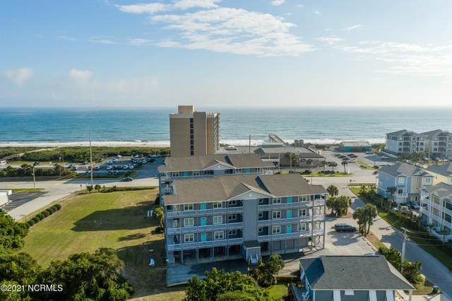 108 Pelican Drive B, Atlantic Beach, NC 28512 (MLS #100273162) :: Vance Young and Associates