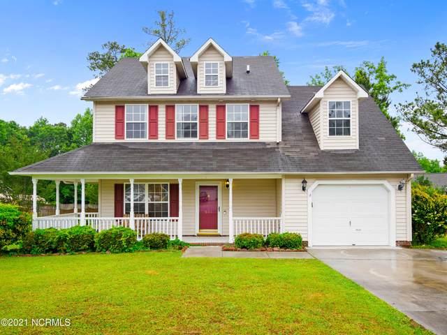 903 Huff Drive, Jacksonville, NC 28546 (MLS #100273164) :: David Cummings Real Estate Team