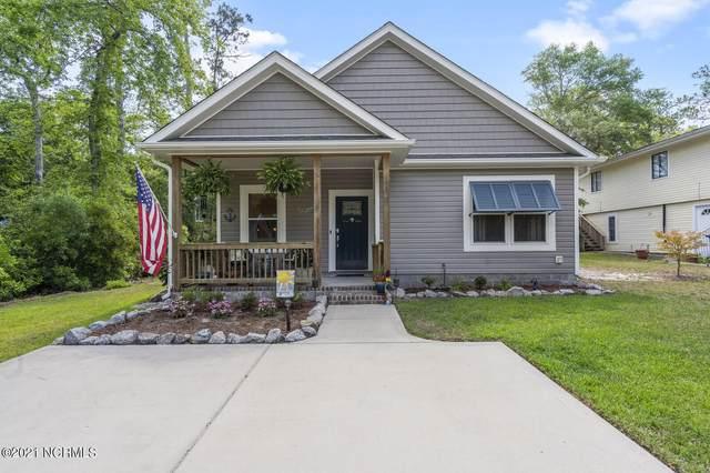 130 NW 23rd Street, Oak Island, NC 28465 (MLS #100273200) :: Thirty 4 North Properties Group