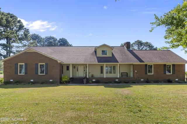 645 Bay Bush Road, Vanceboro, NC 28586 (MLS #100273207) :: CENTURY 21 Sweyer & Associates