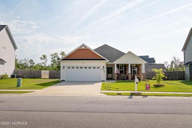 712 Ashley Meadow Lane, Jacksonville, NC 28546 (MLS #100273209) :: Vance Young and Associates