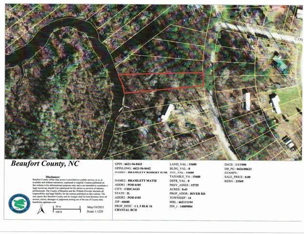 Lot 5 River Road, Blounts Creek, NC 27814 (MLS #100273232) :: Stancill Realty Group