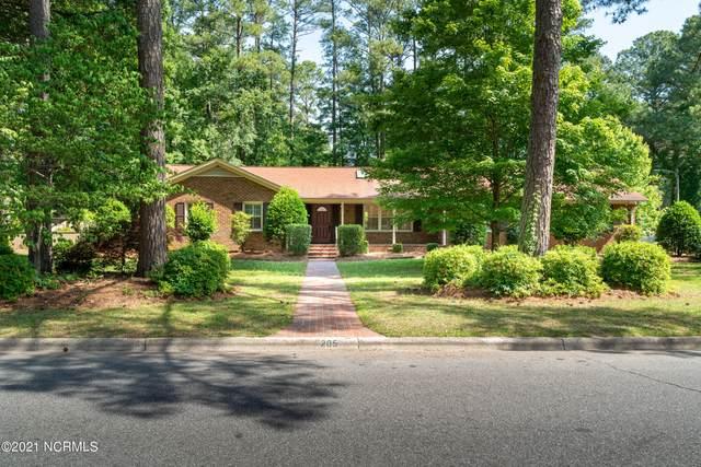 205 Greenwood Drive, Greenville, NC 27834 (MLS #100273235) :: Aspyre Realty Group | Coldwell Banker Sea Coast Advantage