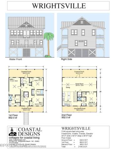 527 Sidbury Avenue, Topsail Beach, NC 28445 (MLS #100273237) :: CENTURY 21 Sweyer & Associates