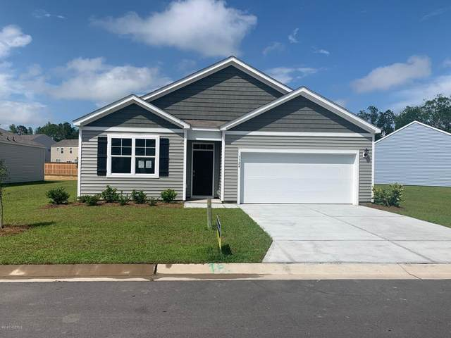 112 Sir Clyde Road Lot 5, Wilmington, NC 28411 (MLS #100273320) :: Courtney Carter Homes