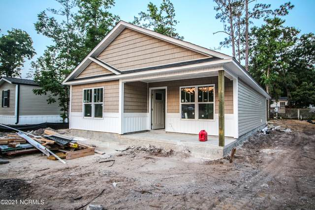 208 NE 76th Street, Oak Island, NC 28465 (MLS #100273323) :: Aspyre Realty Group | Coldwell Banker Sea Coast Advantage