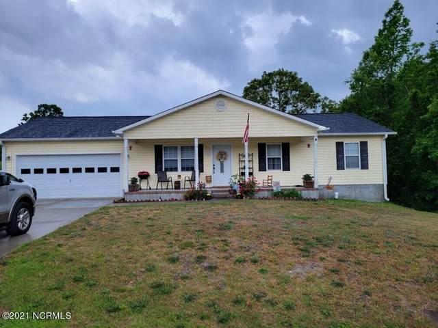 102 Appleton Lane, Richlands, NC 28574 (MLS #100273325) :: David Cummings Real Estate Team