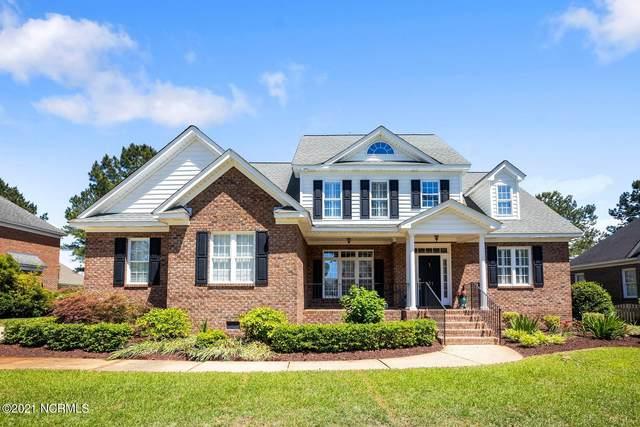 931 Chesapeake Place, Greenville, NC 27858 (MLS #100273326) :: CENTURY 21 Sweyer & Associates