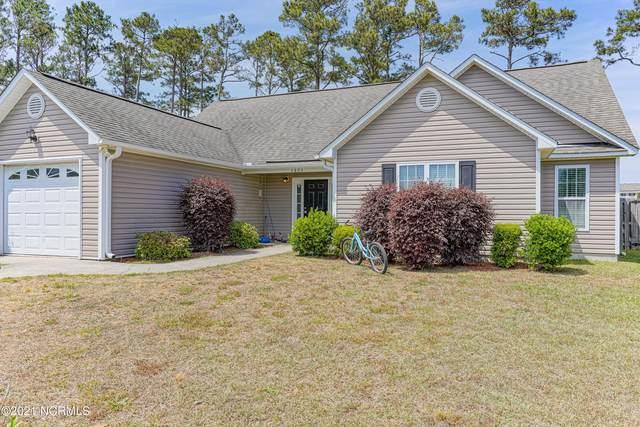 4895 Beech Tree Drive SE, Southport, NC 28461 (MLS #100273336) :: David Cummings Real Estate Team