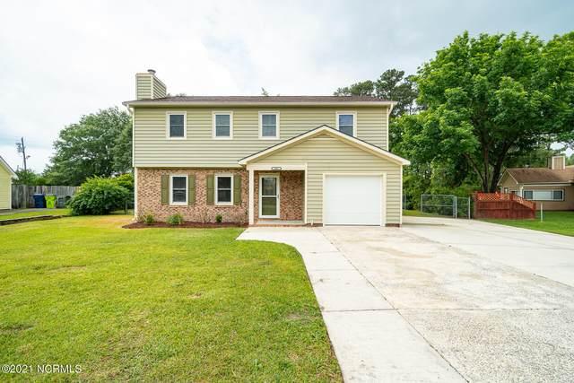 337 Little John Lane, Havelock, NC 28532 (MLS #100273363) :: RE/MAX Elite Realty Group