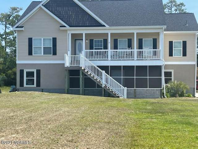 106 Jade Street, Beaufort, NC 28516 (MLS #100273367) :: Vance Young and Associates