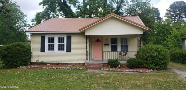338 E 13th Street, Washington, NC 27889 (MLS #100273395) :: Berkshire Hathaway HomeServices Prime Properties