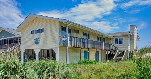 1413 Ocean Boulevard, Topsail Beach, NC 28445 (MLS #100273414) :: The Oceanaire Realty