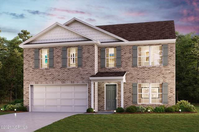 1054 Manor Drive, Rocky Mount, NC 27804 (MLS #100273418) :: Courtney Carter Homes