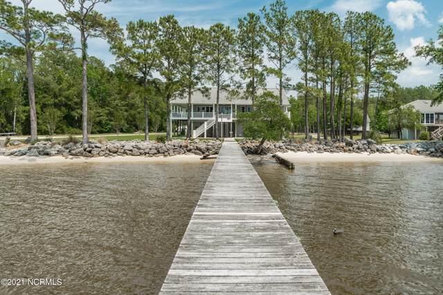 112 Thurman Road, Beaufort, NC 28516 (MLS #100273443) :: Berkshire Hathaway HomeServices Hometown, REALTORS®