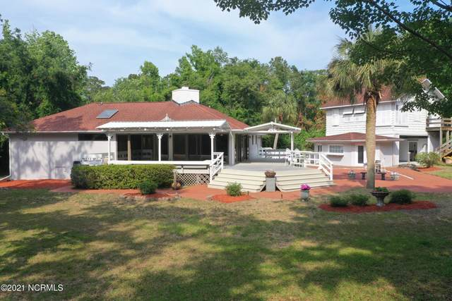 1542 Corcus Ferry Road, Hampstead, NC 28443 (MLS #100273473) :: Great Moves Realty