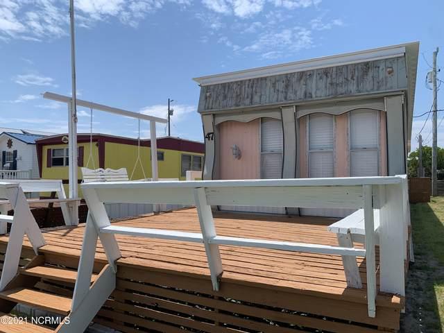 1530 Salter Path Road #47, Indian Beach, NC 28512 (MLS #100273478) :: David Cummings Real Estate Team