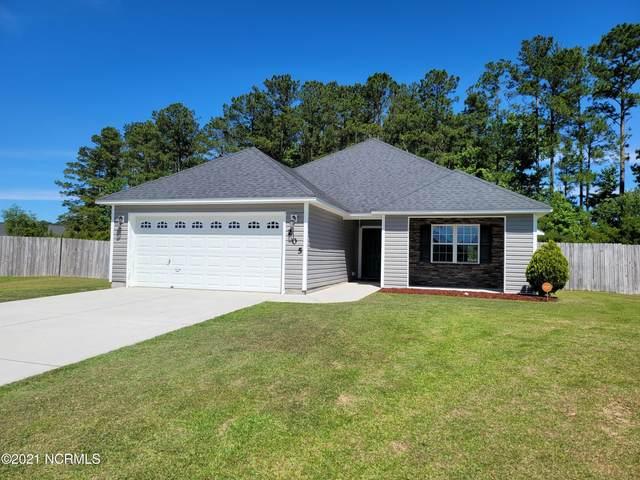 205 Ivy Glen Lane, Jacksonville, NC 28546 (MLS #100273486) :: Coldwell Banker Sea Coast Advantage