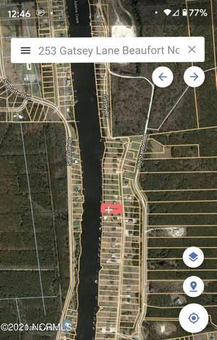 253 Gatsey Lane, Beaufort, NC 28516 (MLS #100273489) :: Shapiro Real Estate Group