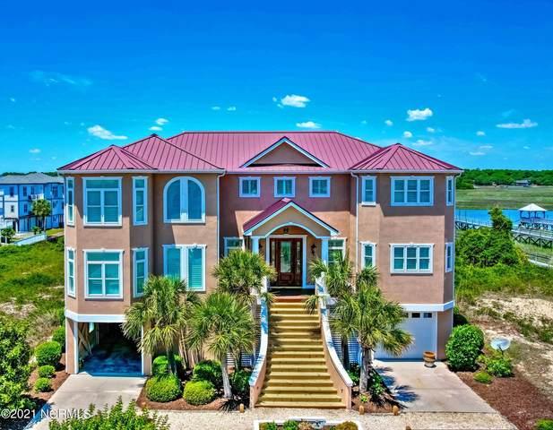 198 W Fourth Street, Ocean Isle Beach, NC 28469 (MLS #100273498) :: Aspyre Realty Group | Coldwell Banker Sea Coast Advantage