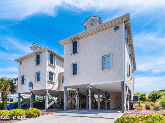 1820 S Shore Drive, Surf City, NC 28445 (MLS #100273505) :: David Cummings Real Estate Team