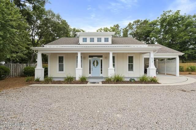 513 Spencer Farlow Drive B, Carolina Beach, NC 28428 (MLS #100273529) :: Stancill Realty Group