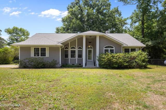 133 Cummins Creek Road, Beaufort, NC 28516 (MLS #100273544) :: RE/MAX Essential