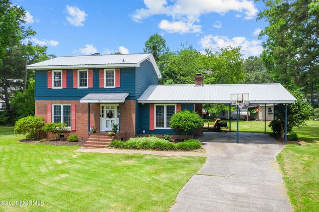 108 Shamrock Circle, Greenville, NC 27834 (MLS #100273598) :: Courtney Carter Homes