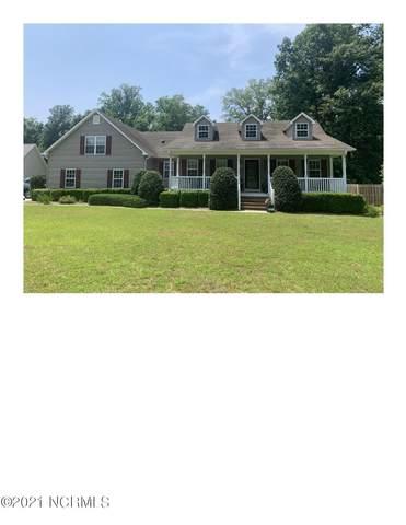 100 Fern Court, New Bern, NC 28562 (MLS #100273611) :: Berkshire Hathaway HomeServices Hometown, REALTORS®
