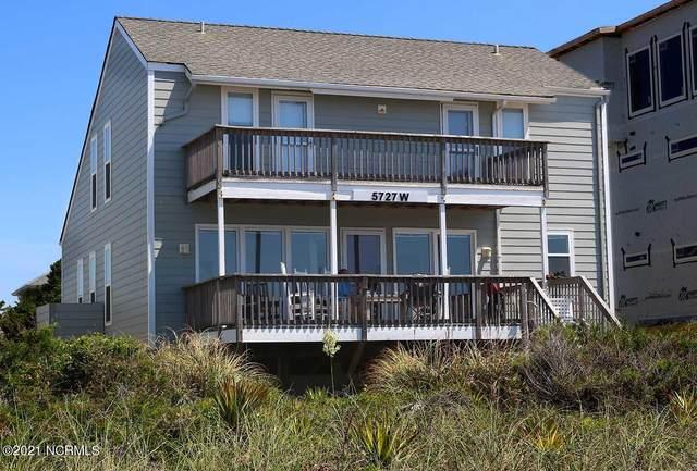 5727 W Beach Drive, Oak Island, NC 28465 (MLS #100273616) :: Aspyre Realty Group   Coldwell Banker Sea Coast Advantage