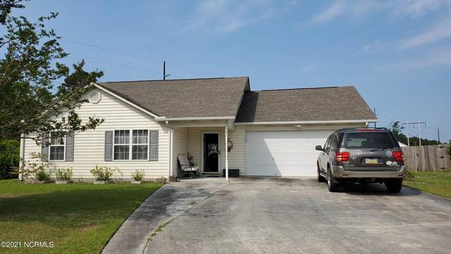 501 Worth Drive, Morehead City, NC 28557 (MLS #100273629) :: Stancill Realty Group