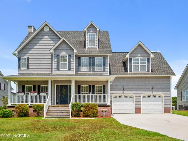 813 Willbrook Circle, Sneads Ferry, NC 28460 (MLS #100273649) :: Courtney Carter Homes