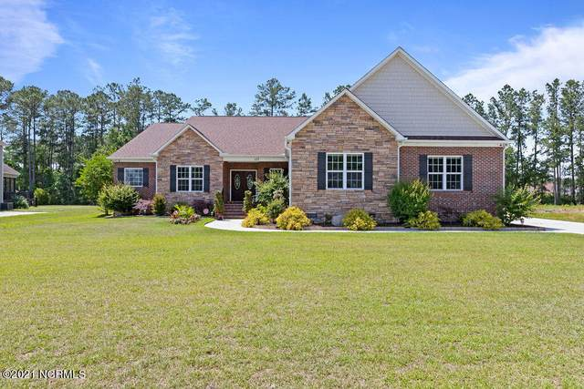 107 Canaan Court, Jacksonville, NC 28546 (MLS #100273655) :: The Keith Beatty Team
