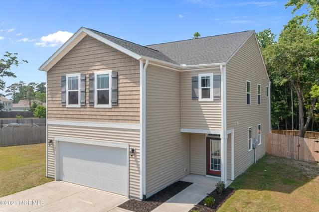 105 Tralee Place, Holly Ridge, NC 28445 (MLS #100273664) :: David Cummings Real Estate Team