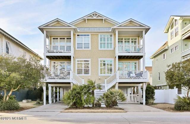 1303 N Lumina Avenue B, Wrightsville Beach, NC 28480 (MLS #100273697) :: The Oceanaire Realty