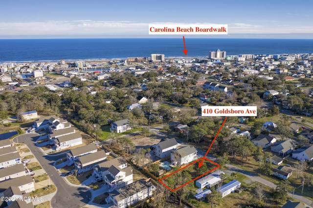 410 Goldsboro Avenue, Carolina Beach, NC 28428 (MLS #100273705) :: The Oceanaire Realty