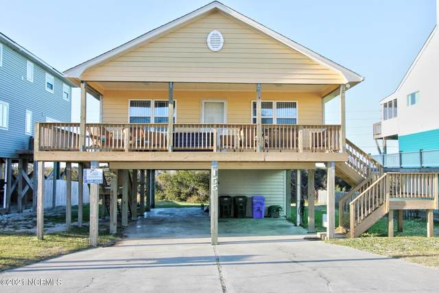 155 Topsail Road, North Topsail Beach, NC 28460 (MLS #100273725) :: Vance Young and Associates