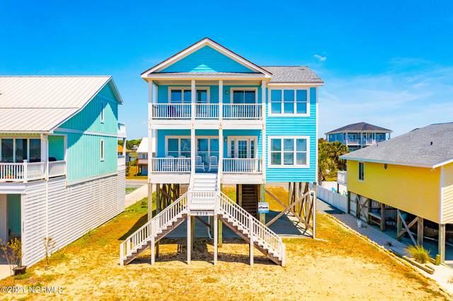 2318 W Beach Drive, Oak Island, NC 28465 (MLS #100273727) :: Barefoot-Chandler & Associates LLC