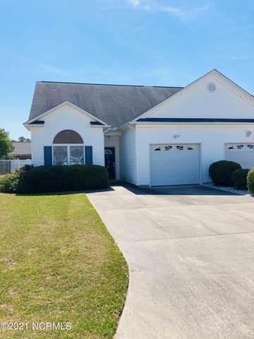 3021 Cheryl Court A, Greenville, NC 27858 (MLS #100273753) :: Thirty 4 North Properties Group