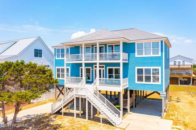 6620 W Beach Drive, Oak Island, NC 28465 (MLS #100273757) :: The Legacy Team