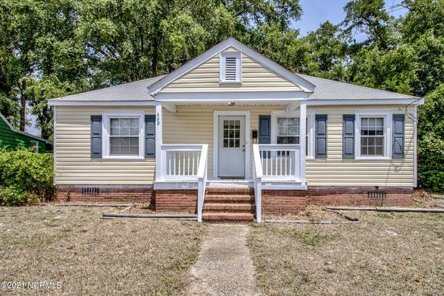 629 Woodlawn Avenue, Wilmington, NC 28401 (MLS #100273816) :: Courtney Carter Homes