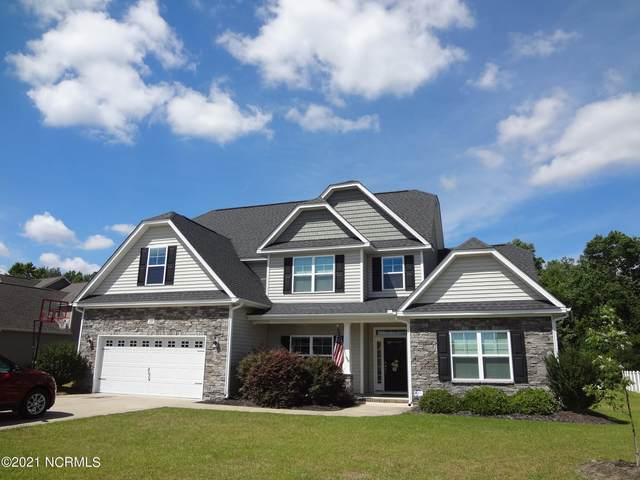 358 Porter Mills Road, Greenville, NC 27858 (MLS #100273833) :: Stancill Realty Group