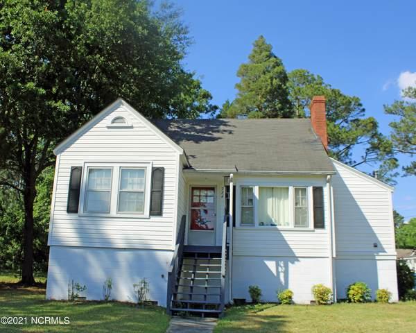 724 Willow Street, Washington, NC 27889 (MLS #100273869) :: CENTURY 21 Sweyer & Associates