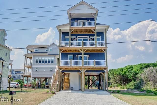 1415 S Shore Drive, Surf City, NC 28445 (MLS #100273876) :: The Tingen Team- Berkshire Hathaway HomeServices Prime Properties